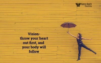 Vision – Throw Your Heart Out There