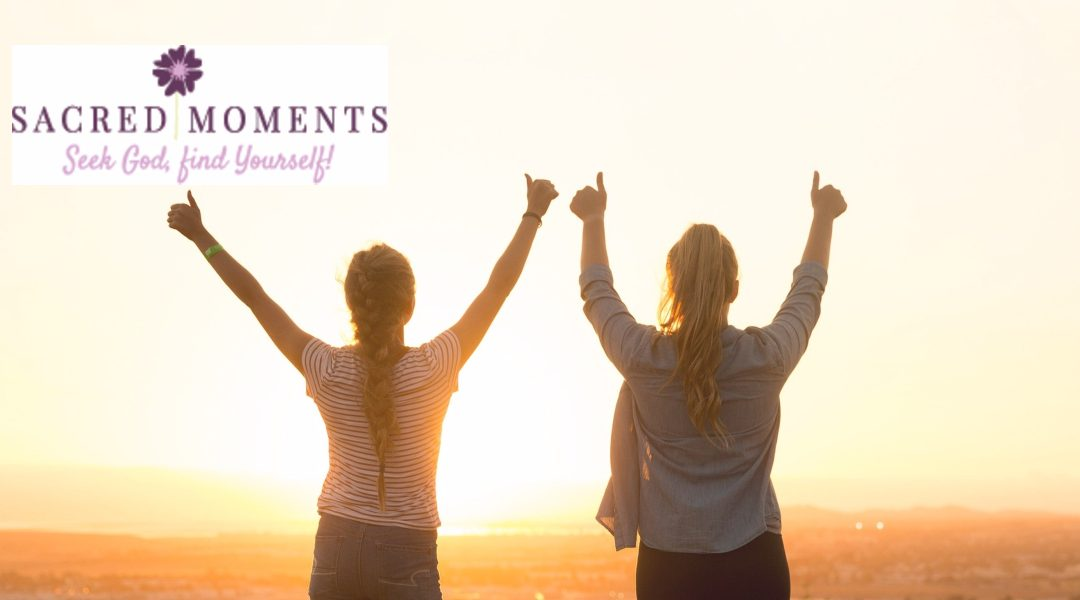 What is Sacred Moments?