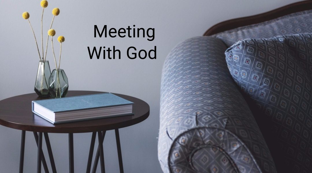 How to Meet With God in the Messy Middle of Life