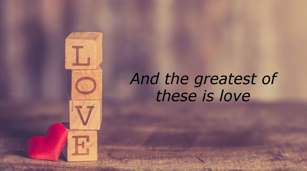 What Does Love From God Look Like?