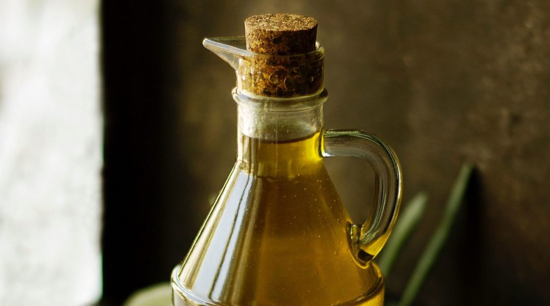 Jars of Oil – Finding a Mindset of Abundance in Daily Living