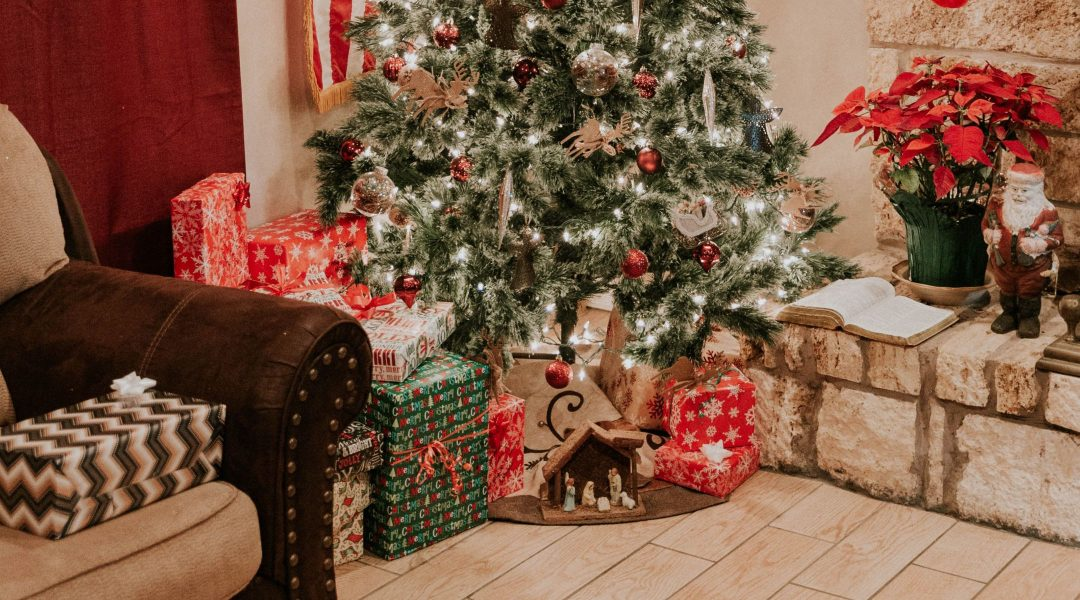 What's Under Your Christmas Tree This Year-Hope, Peace and Love?